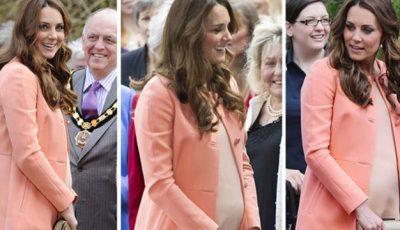 Kate Middleton şi Prinţul William vor avea o fată! Află ce nume va avea