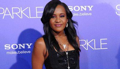 Fiica lui Whitney Houston a fost decuplată de la aparatele care o țineau în viaţă