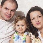 Foto: Soţia deputatului Ion Ceban a născut un băieţel
