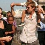Foto: Angelina Jolie şi Brad Pitt vor mai adopta un copil