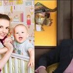 Foto: Fiica actorului Gheorghe Grâu nu s-a gândit să-și anunțe tatăl că va fi bunic