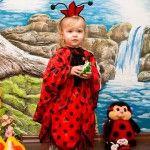 Foto: Ilinca Soltan este câştigătoarea concursului Baby Star!