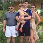 Foto: Soția miliardarului Ilan Shor despre maternitate: Vreau minimum 3 copii!