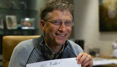 11 sfaturi pentru adolescenți de la Bill Gates!