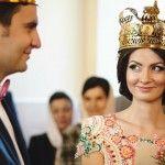 Foto: Cornelia și Alecu Mătrăgună: Dacă am mai face o nuntă, am schimba doar  pantofii mirelui.
