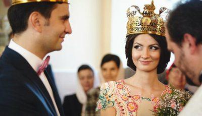 Cornelia și Alecu Mătrăgună: Dacă am mai face o nuntă, am schimba doar  pantofii mirelui.