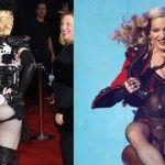 Foto: Madonna și-a arătat fundul la Premiile Grammy