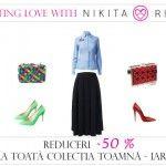 Foto: De Valentine's Day, poți cumpăra ținute de la Nikita Rinadi cu 50% reducere!
