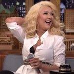 Foto: Christina Aguilera o copie pe Britney Spears. Află de ce