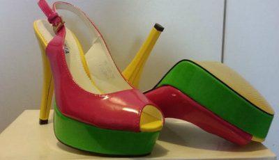 Domnica Cemortan își vinde pantofii pentru o cauză nobilă! Internauții n-au apreciat gestul