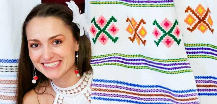 Foto: O moldoveancă a primit un rol într-un film indian!