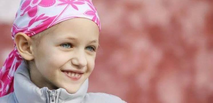 Foto: Moartea explicată de o fetiță bolnavă de cancer