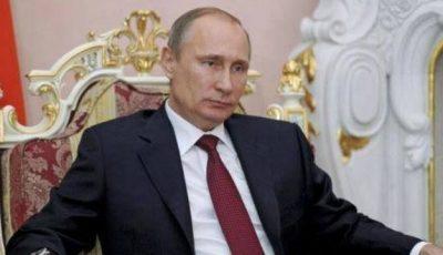 Boala lui Putin! Kremlinul reacţionează