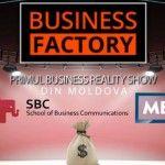 """Foto: Începe cel de-al doilea sezon """"Business Factory""""! Participă și tu!"""
