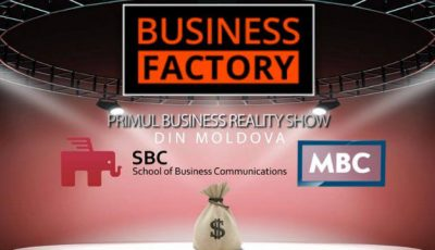 """Începe cel de-al doilea sezon """"Business Factory""""! Participă și tu!"""