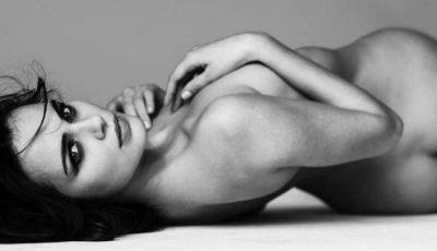 Xenia Deli, goală, pentru un celebru fotograf!