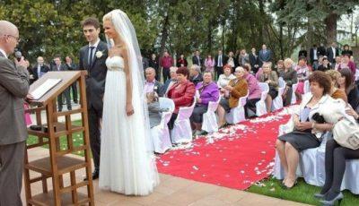 Nuntă în stil francez…organizată în Moldova!
