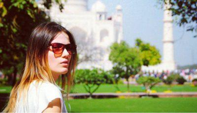 Make-up artista Daniela Cosniceanu a plecat în India după experiență!