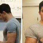 Foto: Cel mai sexy matematician din lume!