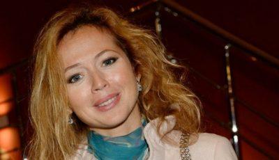 Elena Zaharova, fără machiaj la un eveniment monden!