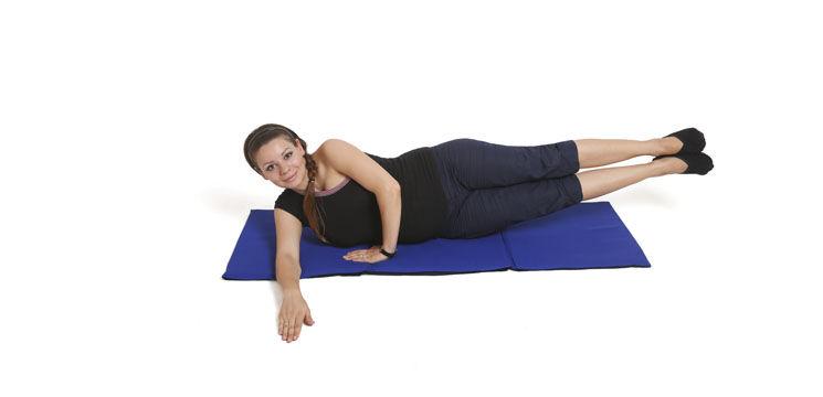 Foto: 5 Exerciţii pentru o sarcină sănătoasă!