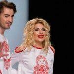 "Foto: Arsenie de la O-Zone a fost model la ""Săptămâna Modei"" de la Moscova!"