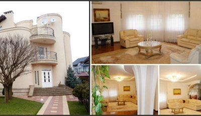 Cele mai luxoase case din Chișinău! Cât valorează