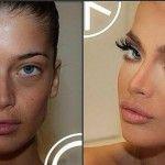 Foto: Cât de tare te poate schimba un make-up
