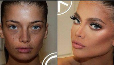Cât de tare te poate schimba un make-up