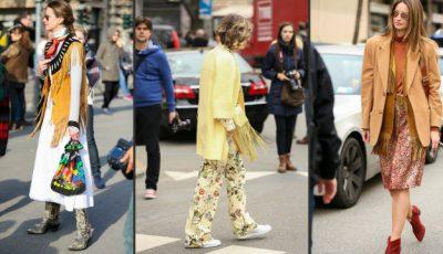 Franjurile revin la Fashion Week Milano!