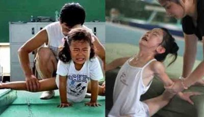 Ce sacrificii fac copiii chinezi pentru a ajunge campioni