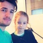 Foto: Ce minunăţii găteşte fiica lui Radu Sîrbu, la doar 9 ani!