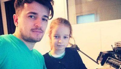 Ce minunăţii găteşte fiica lui Radu Sîrbu, la doar 9 ani!