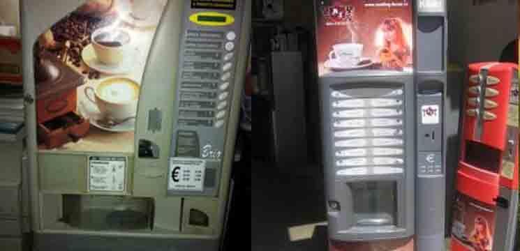 Foto: Ce conţine cafeaua de la automat