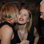 Foto: Ksenia Sobceak părăsește Rusia! A fost atenționată!