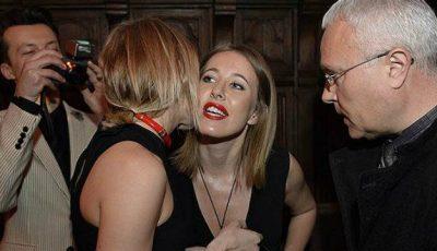 Ksenia Sobceak părăsește Rusia! A fost atenționată!