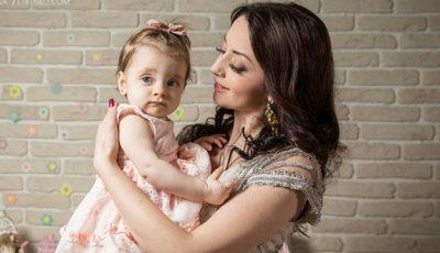 Mariana Șura i-a dedicat fetiței prima piesă!
