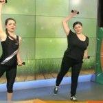Foto: Exerciții la domiciliu pentru brațe ferme!