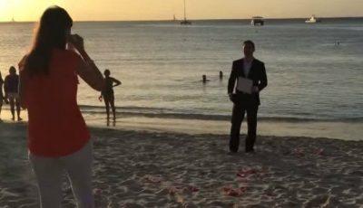 A cerut-o în căsătorie timp de 365 zile! Vezi cine e norocoasa