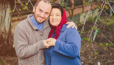 Cu drag de mama: Anatol Durbală, actor, prezentator