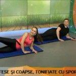 Foto: Cele mai bune exerciții pentru fese şi coapse