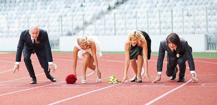 Foto: Idei creative pentru fotografiile de nuntă!