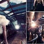 Foto: Cea mai inedită prezentare de modă