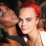 Foto: Naomi Campbell s-a bătut la o petrecere