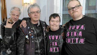Patru bărbaţi cu handicap mintal vor reprezenta Finlanda la Eurovision 2015