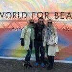 Foto: Gabriela Ciubara: Noutăți beauty la expoziția din Italia!
