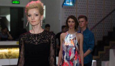 Defilare de modă în scop caritabil la Chișinău!