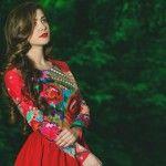 Foto: Irina Madan:  Succes pictat pe vise ambițioase