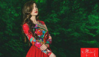 Irina Madan:  Succes pictat pe vise ambițioase