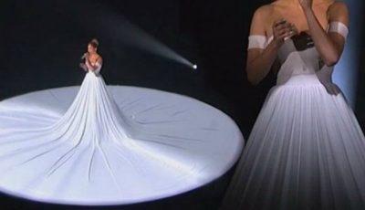 Rochia lui J. Lo care a fost comentată tot weekend-ul